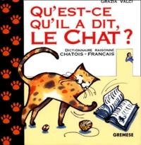 Quest-ce quil a dit, le chat ? Dictionnaire raisonné chatois-français.pdf