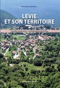 Téléchargement de livres gratuits en pdf Levie Et Son Territoire par Graziani Antoine