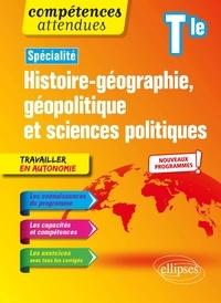 Graziella Marin et José Gomès - Spécialité Histoire-géographie, géopolitique et sciences politiques Tle.