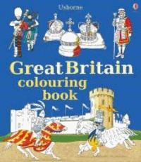 Lesmouchescestlouche.fr Great Britain Colouring Book Image