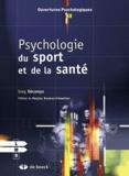 Greg Décamps - Psychologie du sport et de la santé.