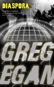 Greg Egan - Diaspora.