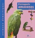 Greg Glendell - Les perroquets amazones.