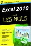 Greg Harvey - Excel 2010 pour les nuls.