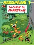 Greg et André Franquin - La queue du Marsupilami.