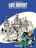 Greg et Eddy Paape - Luc Orient l'Intégrale Tome 2 : La forêt d'acier ; Le secret des sept lumières ; Le cratère aux sortilèges ; La légion des anges maudits.