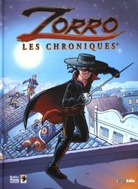 Greg Newman et Pierre Sissmann - Zorro, les chroniques Tome 1 : .