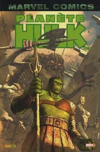 Greg Pak et Peter David - Hulk Tome 4 : Planète Hulk - Deuxième partie.