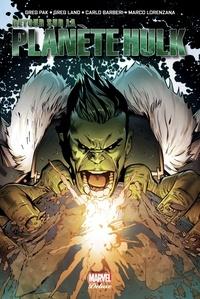Greg Pak et Greg Land - Retour sur la planète Hulk.