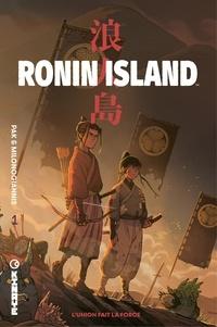 Greg Pak et Giannis Milonogiannis - Ronin Island.
