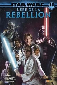 Greg Pak et Chris Sprouse - Star Wars L'ère de la Rebellion.