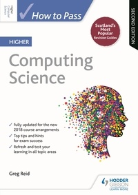 Greg Reid - How to Pass Higher Computing Science, Second Edition.
