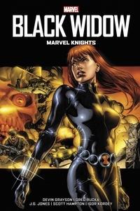 Greg Rucka et Devin Grayson - Black Widow : Marvel Knights.