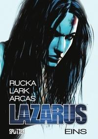 Greg Rucka et Michael Lark - Lazarus Bd. 1: Die Macht der Familien.