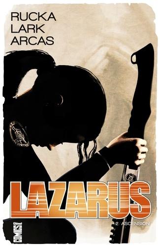 Lazarus Tome 2 Ascension