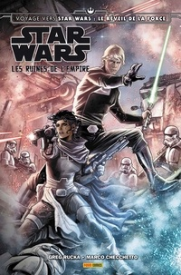 Greg Rucka et Marco Checchetto - Star Wars  : Les Ruines de l'Empire.