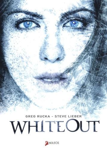 Greg Rucka et Steve Lieber - Whiteout Tome 1 : .