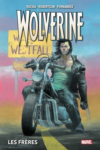 Wolverine (2003) T01 - 9782809492132 - 21,99 €