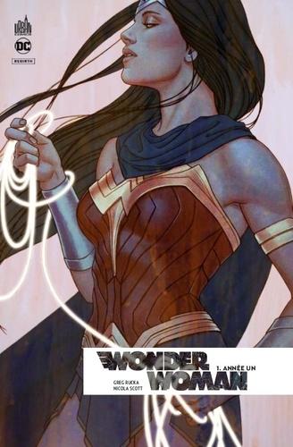 Greg Rucka - Wonder Woman Rebirth Tome 1 : .