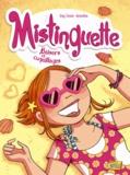 Greg Tessier et  Amandine - Mistinguette Tome 2 : Baisers et coquillages.