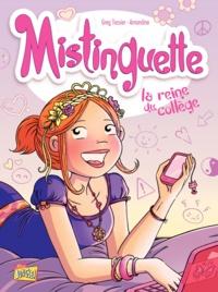 Gratuit pour télécharger des ebooks pour kindle Mistinguette Tome 3 FB2 RTF PDF par Greg Tessier, Amandine 9782822203715