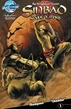 Greg Thomspon et Jeff Cruz - Ray Harryhausen Presents: Sinbad Rogue of Mars - Thomspon, Greg.