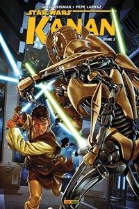 Greg Weisman et Pepe Larraz - Star Wars Kanan Tome 2 : Premier sang.