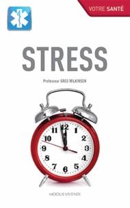 Greg Wilkinson - Stress.