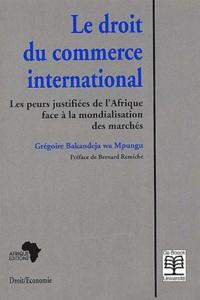 Grégoire Bakandeja wa Mpungu - .