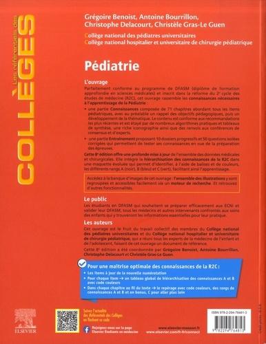 Pédiatrie 8e édition