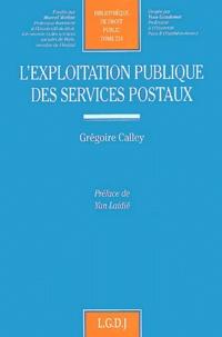 Accentsonline.fr L'exploitation publique des services postaux Image