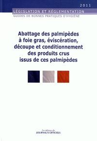 Grégoire Cordier - Abattage des palmipèdes à foie gras, éviscération, découpe et conditionnement des produits crus issus de ces palmipèdes.