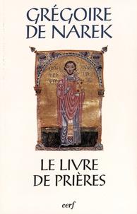 Grégoire de Narek - Le livre de prières.