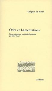 Grégoire de Narek - Odes et lamentations.