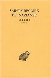 Grégoire de Nazianze - Correspondance - Tome 1, Lettres 1-C.