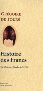Histoire des Francs - Tome 2, De Clotaire à Sigebert.pdf