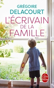 Livre audio téléchargement mp3 L'écrivain de la famille par Grégoire Delacourt in French ePub FB2 PDF