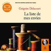 Téléchargement gratuit du fichier txt ebook La liste de mes envies (Litterature Francaise) par Grégoire Delacourt