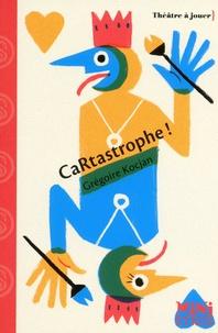 Goodtastepolice.fr Cartastrophe! - Pièce en un acte et quatre scènes Image