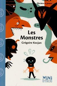 Grégoire Kocjan - Les monstres.