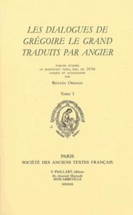 Grégoire le Grand - Les dialogues - 2 volumes. 1 Cédérom