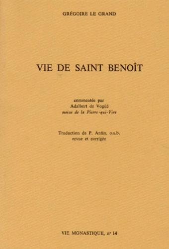 Grégoire le Grand saint - Vie de Saint Benoît - Tome 2, Dialogues.
