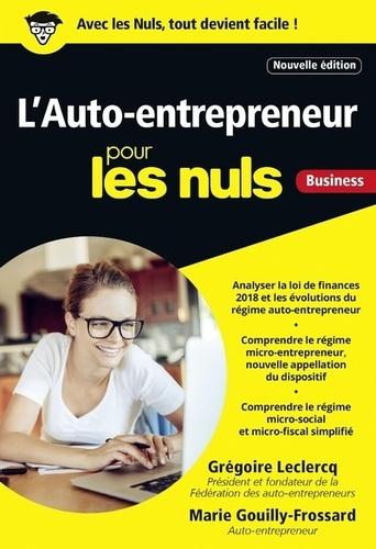 L'auto-entrepreneur pour les nuls business