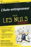 Grégoire Leclercq et Marie Gouilly-Frossard - L'auto-entrepreneur pour les nuls.