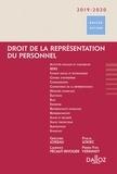 Grégoire Loiseau et Pascal Lockiec - Droit de la représentation du personnel.