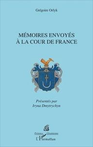 Galabria.be Mémoires envoyés à la cour de France Image