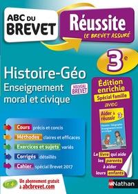 Grégoire Pralon et Laure Genet - Histoire-Géographie Enseignement moral et civique 3e.