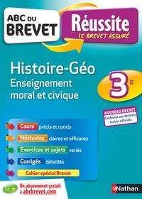 Grégoire Pralon et Laure Genet - Histoire-Géographie, Enseignement moral et civique 3e.