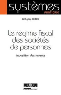 Blackclover.fr Le régime fiscal des sociétés de personnes - Imposition des revenus Image