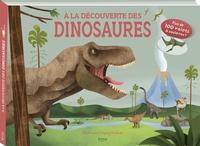 Gregory Baldwin - A la découverte des dinosaures - Plus de 100 volets à soulever !.